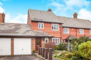 3 Bedrooms End Of Terrace House for sale in Cherry Orchard, Old Wives Lees, Canterbury, Kent