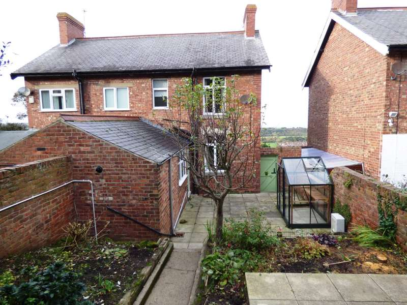 3 Bedrooms Semi Detached House for sale in The Hills, Skelton