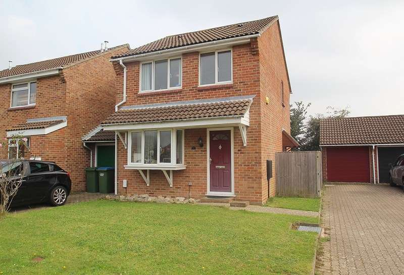 3 Bedrooms Link Detached House for sale in The Linnets, Fareham
