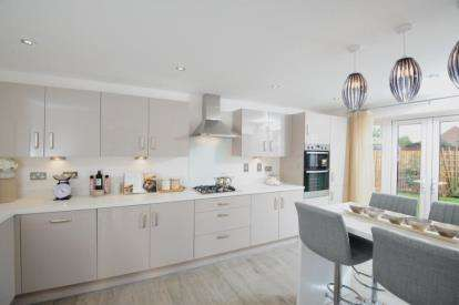 4 Bedrooms Detached House for sale in Whittlefields, Off Coventry Road, Lutterworth