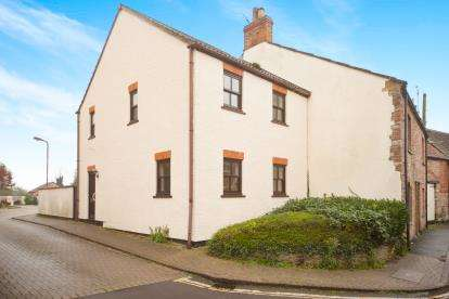 2 Bedrooms End Of Terrace House for sale in South Street, Wells, Somerset