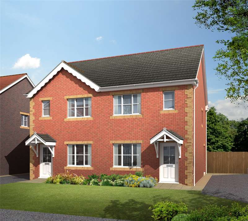 3 Bedrooms Semi Detached House for sale in Park Avenue, Royston, Barnsley, South Yorkshire, S71