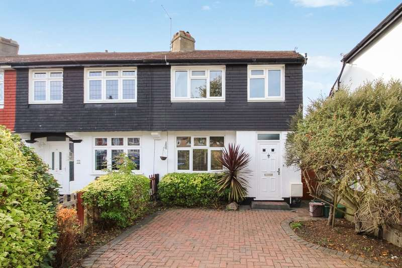 3 Bedrooms End Of Terrace House for sale in Meadway, Surbiton