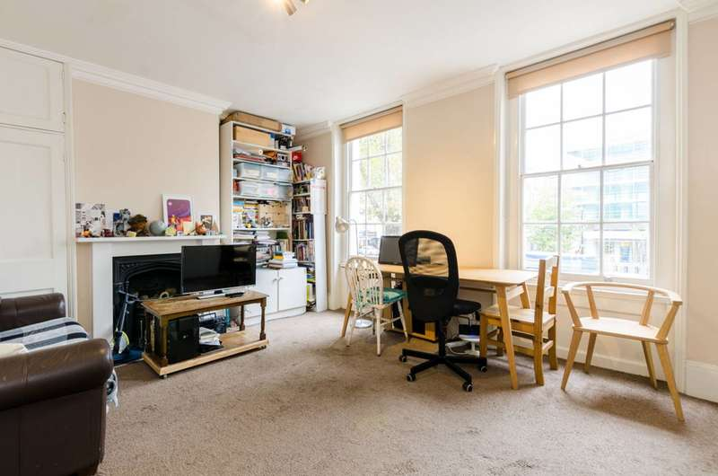 Studio Flat for sale in Mile End Road, Whitechapel, E1