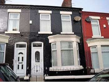 3 Bedrooms Terraced House for sale in Hornsey Road, Anfield, Liverpool,