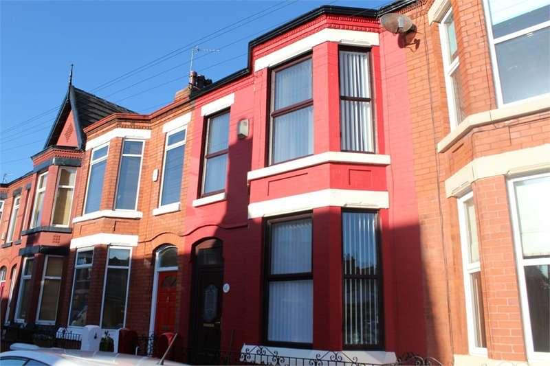 4 Bedrooms Terraced House for rent in Winstanley Road, Waterloo, Liverpool