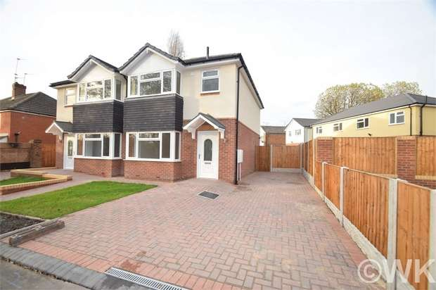 3 Bedrooms Semi Detached House for sale in Millfields Road, West Bromwich, West Midlands