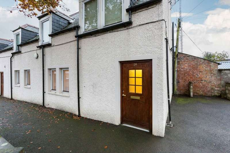 2 Bedrooms Ground Flat for sale in Clerk Street, Brechin, Angus, DD9 6AF