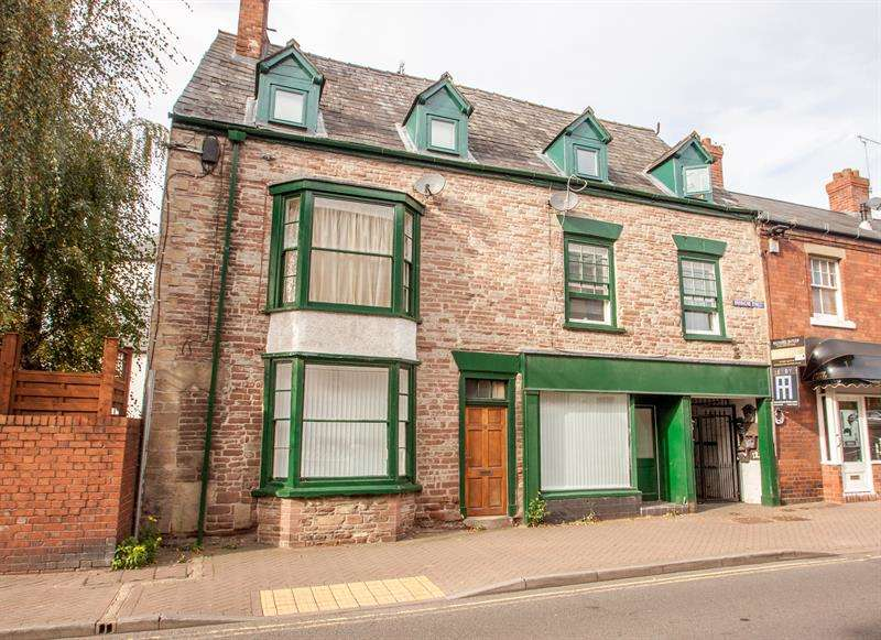 2 Bedrooms Flat for sale in Brookend Street, ROSS ON WYE