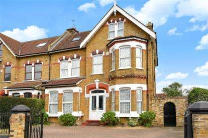 6 Bedrooms Semi Detached House for sale in Footscray Road, London