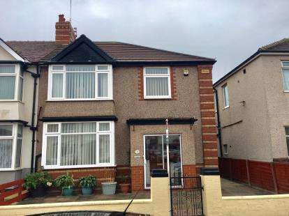 4 Bedrooms Semi Detached House for sale in Coronation Road, Thornton-Cleveleys, FY5