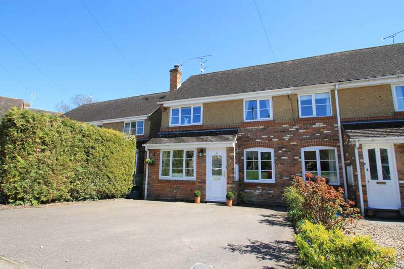 4 Bedrooms Semi Detached House for sale in Church View, Long Marston, Hertfordshire
