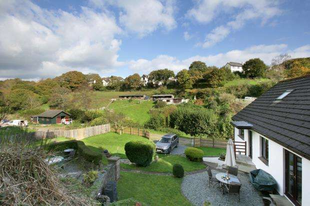 7 Bedrooms Detached House for sale in Burraton Coombe, Saltash, Cornwall