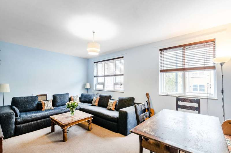 3 Bedrooms Flat for sale in Kentish Town Road, Kentish Town, NW5