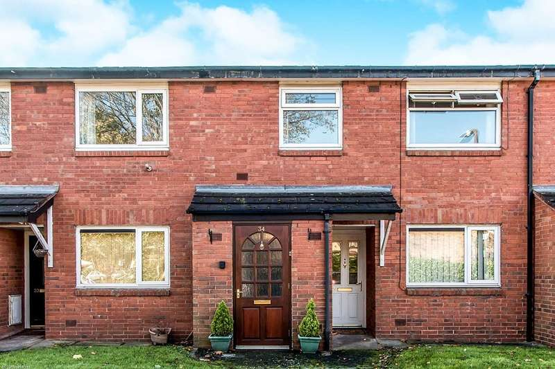 2 Bedrooms Flat for sale in Headingley Drive, Manchester, M16