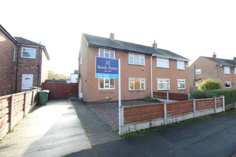 3 Bedrooms Semi Detached House for sale in Nursery Road, Urmston, Manchester, M41