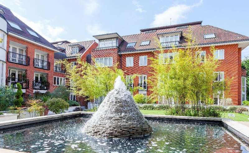 3 Bedrooms Flat for sale in Westfield Kidderpore Avenue Hampstead NW3