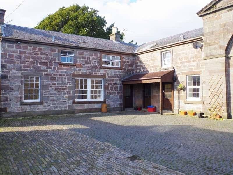 2 Bedrooms Flat for rent in Lower Stables Flat Carnell Estate, Hurlford, Kilmarnock, KA1 5JS