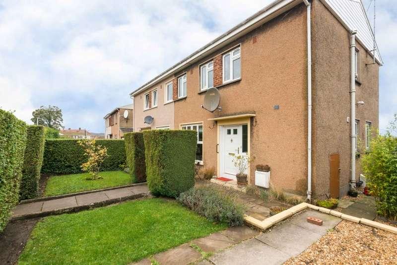 3 Bedrooms Semi Detached House for sale in Moredun Park Road, Moredun, Edinburgh, EH17 7DL