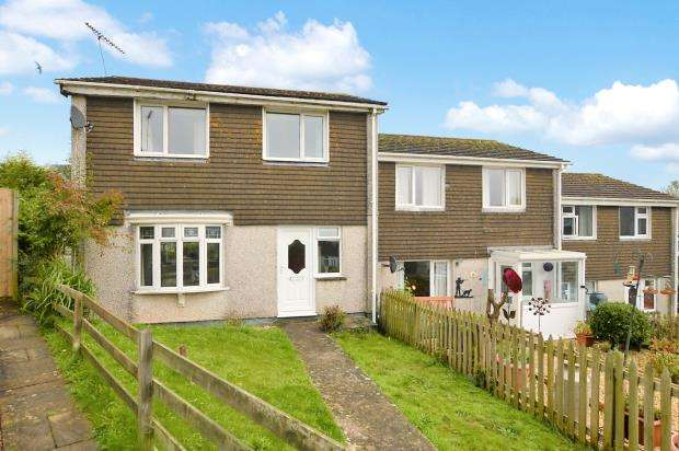 3 Bedrooms End Of Terrace House for sale in Fawns Close, Ermington, Ivybridge