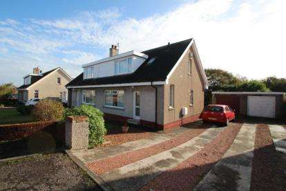 3 Bedrooms Semi Detached House for sale in John Brogan Place, Stevenston, North Ayrshire