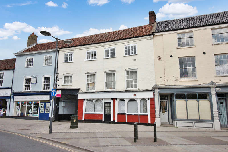 Commercial Property for sale in St. Augustines Street, Norwich