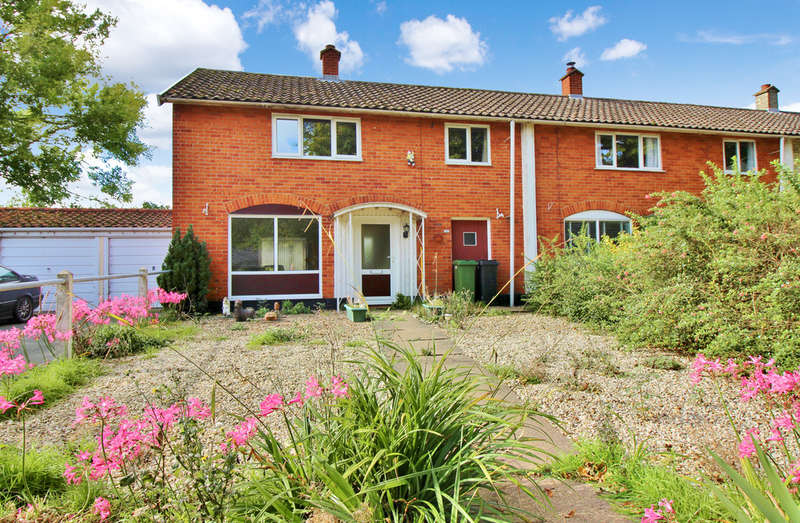 3 Bedrooms Terraced House for sale in Church Road, Bergh Apton, Norwich