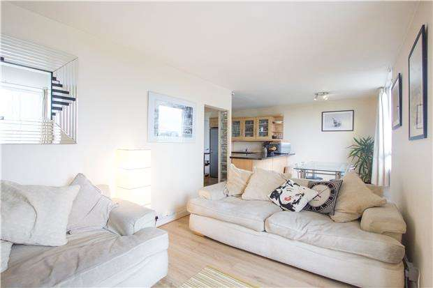 2 Bedrooms Flat for sale in Eagle Heights, Bramlands Close, LONDON, SW11