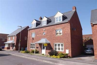5 Bedrooms House for rent in Wibberley Drive, Ruddington