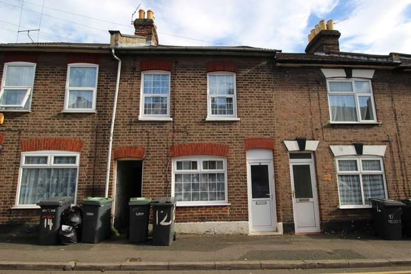 3 Bedrooms Terraced House for sale in Hillside Road, Luton, Bedfordshire, LU3