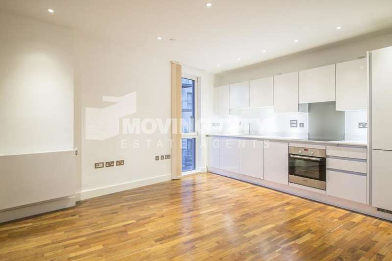 1 Bedroom Apartment Flat for sale in Belleville House, 77 Norman Road, Greenwich, SE10