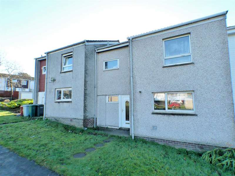 4 Bedrooms Terraced House for sale in Cedar Drive, Greenhills, EAST KILBRIDE
