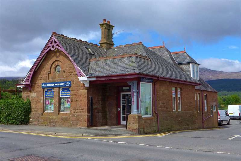 Commercial Property for sale in Retail Outlet, Brodick