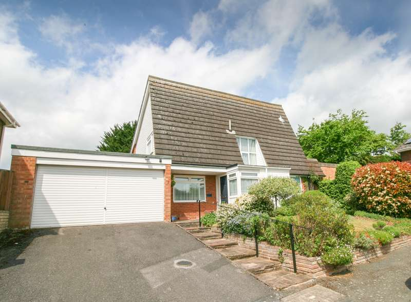 4 Bedrooms Detached House for sale in Hatchgate Gardens, Burnham