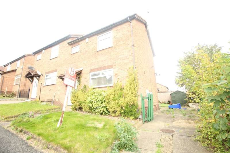 2 Bedrooms Semi Detached House for sale in Dearne Street, Sheffield, S9