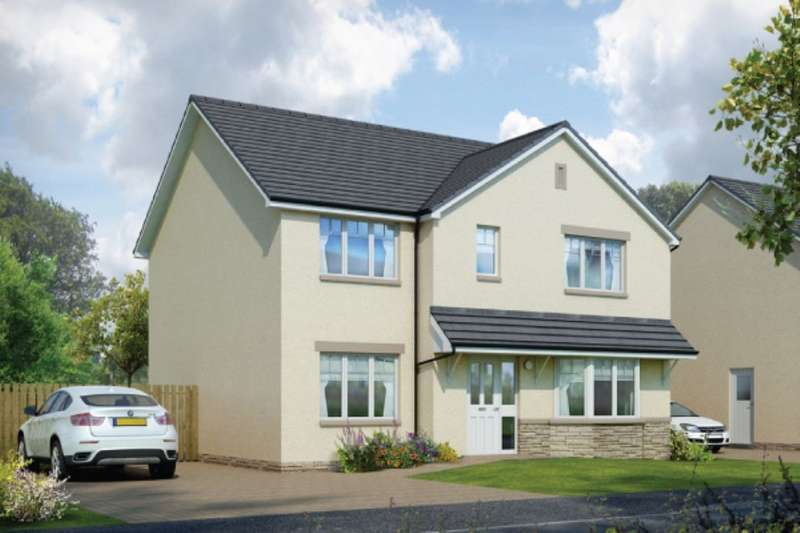 4 Bedrooms Detached House for sale in Polkemmet Road, Whitburn, Bathgate, EH47