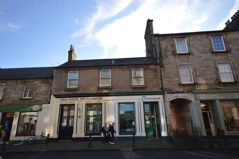 2 Bedrooms Flat for sale in High Street, Burntisland, KY3