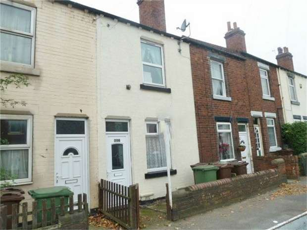 2 Bedrooms Terraced House for sale in Wakefield Road, Ossett, West Yorkshire