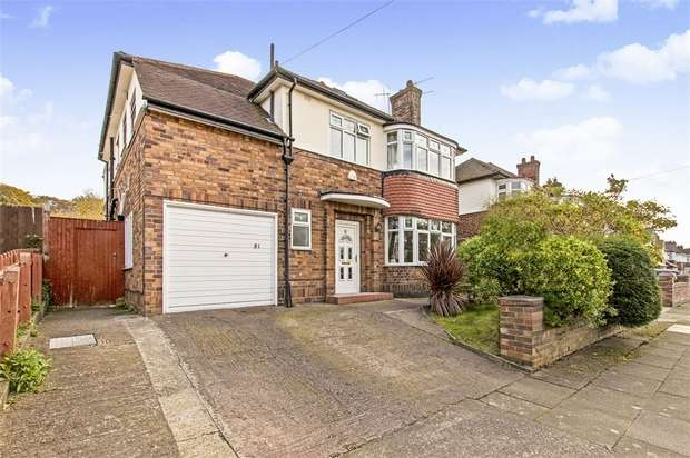 5 Bedrooms Detached House for sale in Childwall Park Avenue, Liverpool, Merseyside