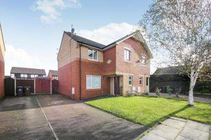 3 Bedrooms Semi Detached House for sale in Pinetree Close, Netherton, Liverpool, Merseyside, L30