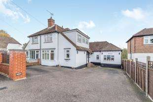 4 Bedrooms Semi Detached House for sale in Orchard Drive, Weavering, Maidstone, Kent