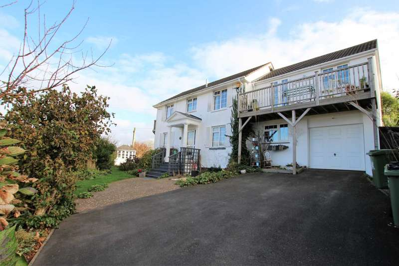 4 Bedrooms Detached House for sale in Raleigh, Bideford