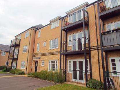 2 Bedrooms Flat for sale in Costessey, Norwich, Norfolk