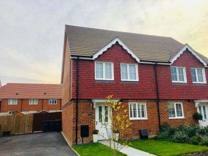 3 Bedrooms Semi Detached House for sale in Salisbury, Wiltshire, United Kingdom