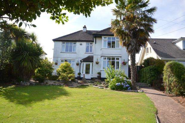 3 Bedrooms Detached House for sale in Sidford Road, Sidmouth, Devon