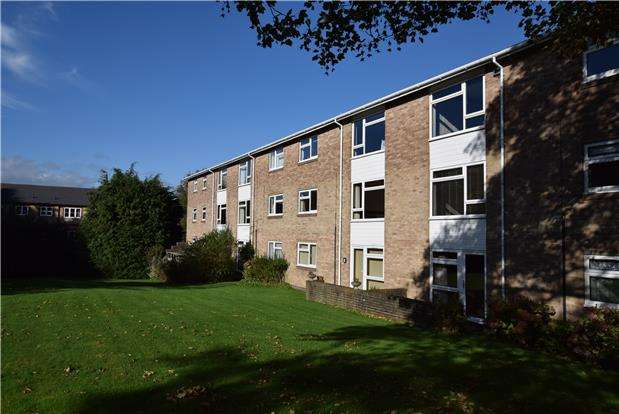 2 Bedrooms Flat for sale in Shrublands Court, Sandrock Road, TN2 3PS