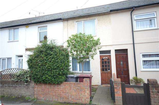2 Bedrooms Terraced House for sale in Cumberland Road, Reading, Berkshire