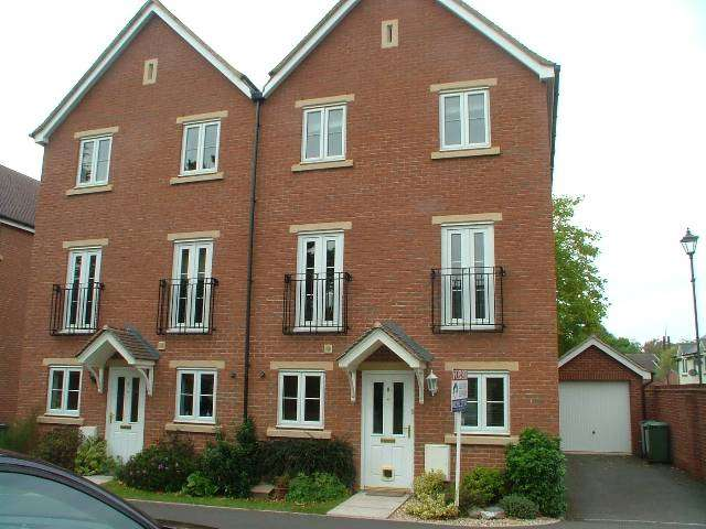 4 Bedrooms House for rent in Lister Close, St Leonards, Exeter