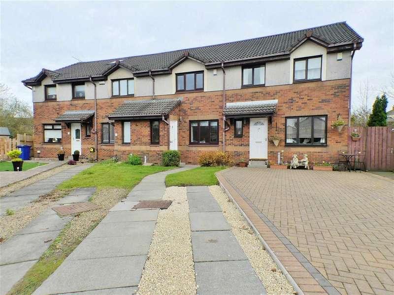 2 Bedrooms Terraced House for sale in Earlshill Drive, Howwood, HOWWOOD
