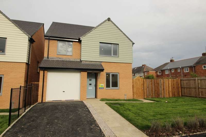 4 Bedrooms Detached House for sale in John Dixon Lane Haughton Road, Darlington, DL1